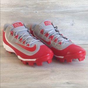 Nike Huarache 2K Filth MCS Pro Low Baseball Cleats